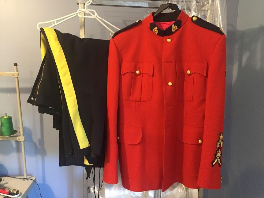 RCMP Uniforms